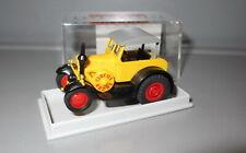 Brekina 39340  Lanz Bulldog Traktor Circus Krone _ gelb _ TOP _ H4523
