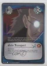 2006 Naruto Collectible Card Game: The Path to Hokage #M013 Gato Transport 2o0