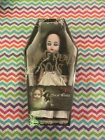 LIVING DEAD DOLLS SCARY TALES SNOW WHITE NEW SEALED FREE SHIPPING