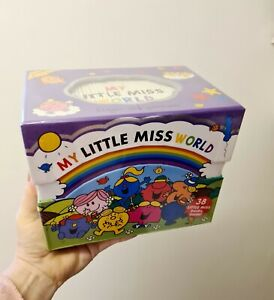 2 for £30!  My Little Miss World 38 Book Collection by Roger Hargreaves