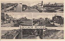 BOGNOR REGIS( Sussex):  Multiview -SALMON