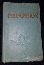 WATCHTOWER PREPARATION 1933 Watchtower Edition 1,000,000  1st print VG-FINE cond