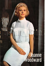 1966, Joanne Woodward / Mylene Demongeot Japan Vintage Clippings 3sc12