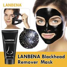 LANBENA 50g Blackhead eliminator Face mask mud care Acne treatment mask',