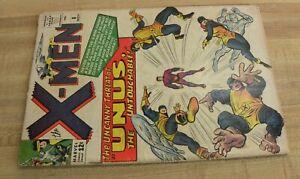 Vintage Marvel X-Men 8 1st Appearance Unus Comic Book