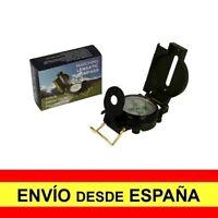 Brújula Profesional y Ocio Tiempo Libre Impermeable con Colgador a0481