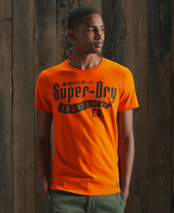 Superdry Mens Limited Edition One Colour T-Shirt