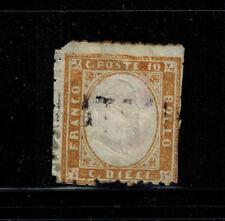 Briefmarken Königreich Italien 9 b gestempelt