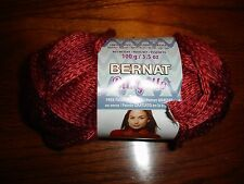 Bernat Yarn Bargello Acrylic NEW 3.5 oz 43630 Pumpkin 1 ball orange