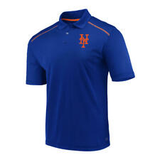 New York Mets Men's Blue Golf Polo- New With Tags! - FREE SHIPPING!