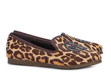 54f9057cb7f NIB Tory Burch BILLY Haircalf Slipper loafers in Natural Leopard 8  225+