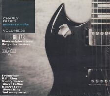 """Charly Blues Guitar V26 """"Various"""" NEW & SEALED CD 1st Class Post From UK"""