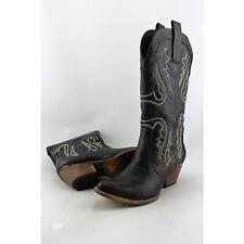 Medium (B, M) Synthetic Cowboy, Western Boots for Women