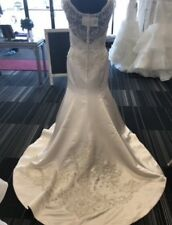 Casablanca Wedding Bridal Gown Size 16 Style 2141 PRICE REDUCED!
