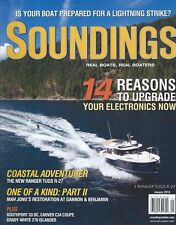Soundings (Real Boats, Real Boaters) Magazine - January 2018