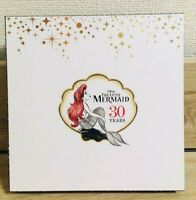 The Little Mermaid Pin Box 30th Anniversary Disney Store Japan 14 Pins Ariel Set
