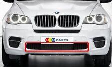 BMW X5 E70 10-13 Neu Original Vorne M SPORT Stoßstange Niedrigerer Gitter