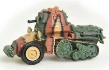Wespe 72138 1/72 Resin WWII French Half Track Armoured Citroen Kegresse P28