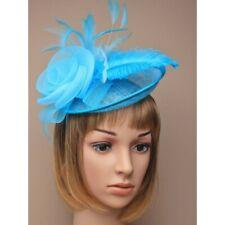 Elegante CLIP en /& Hyadby Fascinator de la banda de sombrero Alice señoras día Royal Ascot carrera