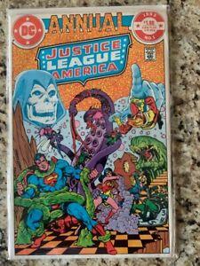 Justice League of America Comic Book Annual #1 (DC Comics 1983)