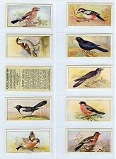 Full Set, Co-op Wholesale Soc, British & Foreign Birds, 1938 VG (Gy136-446)
