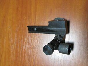 Steel Rear target rifle sight Olympic Biathlon Sport diopter aperture micrometer