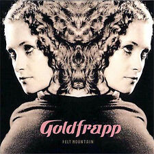 GOLDFRAPP - Felt Mountain CD - NEW