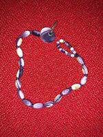 Wampum Quahog Bracelet LAF Designs BN6007