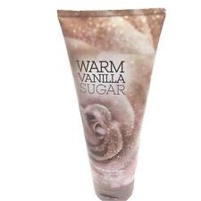 Bath & Body Works WARM VANILLA SUGAR Triple Moisture Body Cream 8 oz
