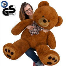 Deuba XXL 150cm Teddybär - Braun (101253)
