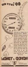 Y8569 Moto MONET & GOYON - Pubblicità d'epoca - 1931 Old advertising