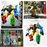 Transformer Bruticus 6in1 G1 Autobot IDW Comic Robot Car Kid Gifts Toys NO BOX