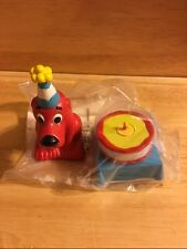 *~NEW DecoPac Clifford The Big Red Dog Birthday Cake Topper Set/Kit