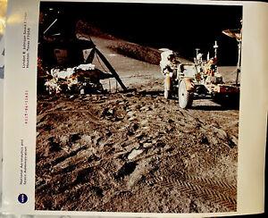 Apollo 15 EVA view photo NASA 1971