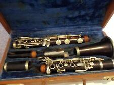 1950's G. Leblanc Paris Wood Clarinet #5368