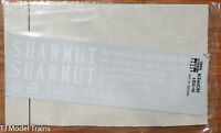 Herald King Decal #H-1131 Shawmut (for Black 100 Ton Hopper 1973)