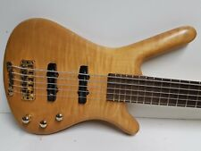 1996 WARWICK CORVETTE 5 STRING BASS - made in GERMANY