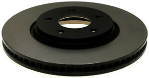 Disc Brake Rotor-Black Hat Front ACDelco Pro Brakes 18A1659 - Fast Shipping