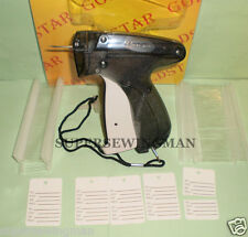 Clothing Price Label Tagging Tag Tagger Gun + 1000 Barb +100 Price Tags