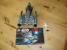 LEGO 7656 GENERAL GREVOUS USED 100% COMPLETE