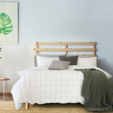 Ardor Arctic King Bed Quilt Cover Set - White