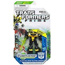 Transformers Prime Legion clase Quickblade Bumblebee Cyberverse Figura De Acción