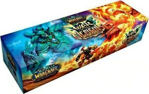 World of Warcraft WOW TCG War of the Elements Epic Collection Box 6 Booster Pack