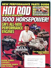 Hot Rod Magazine March 1996 GM Motorsports' Herb Fishel EX 032116jhe