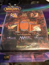 Magic The Gathering 4th Edition Starter Deck Sealed Box Of 10 For Card Game MTG