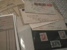 More details for australia stamp collection - unchecked packets - album pages - covers  - sorter
