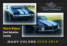 Chevrolet Chevelle Classic Racing Stripes Kit 1970 1971 1972