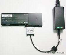 External Laptop Battery Charger for Dell Inspiron 6400 E1501 E1505, KD476 GD761