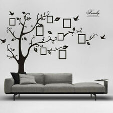 3D DIY Photo Tree PVC Wall Decals Adhesive Wall Stickers Mural Art Home Decor CA