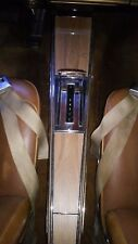 1966,67.68 Buick Riviera Center Console Light  Wood like Vinyl Inserts